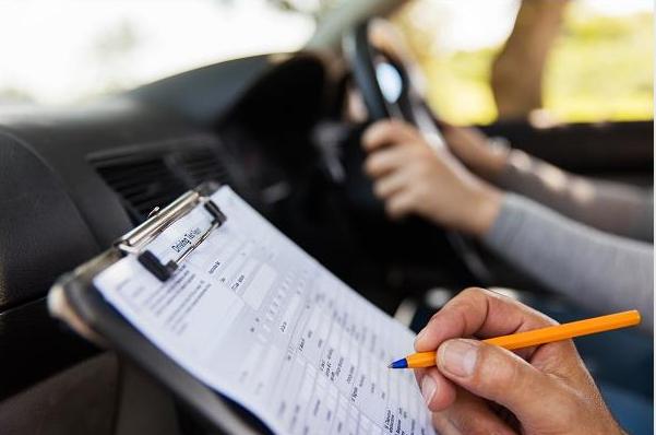 test de autoescuela de 30 preguntas