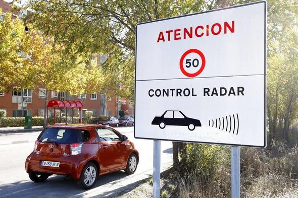 miniradares-dgt-señales