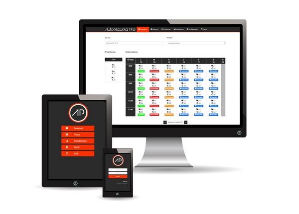 mejores app para test de conducir 2019-autoescuelapro