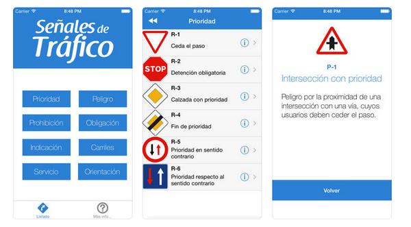 mejores app para test de conducir 2019-milsenales