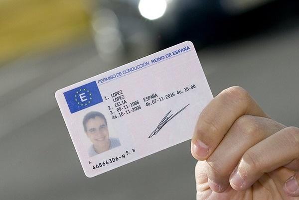 permiso de conducir correos-carnet