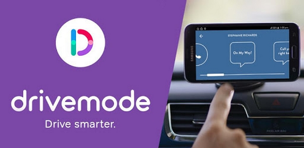 app buen conductor drivemode