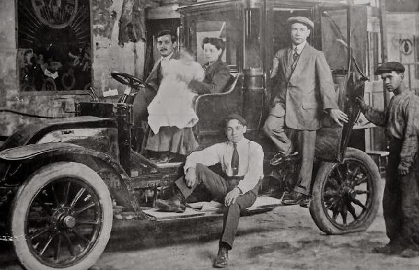 Escuela de Chauffeurs, la primera autoescuela de España-2