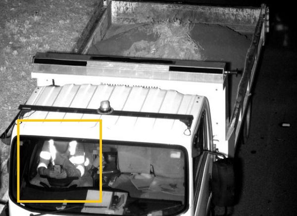 cámaras de la DGT australiana para detectar móviles al volante