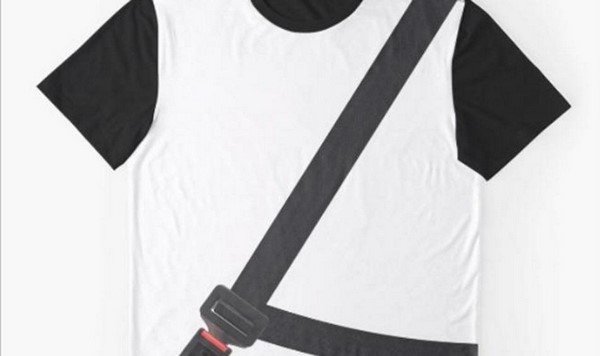 camisa con el cinturón pintado DGT-1