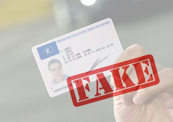 comprar un carnet de conducir legal sin examen