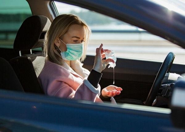 tips para conducir de manera segura durante el Covid19
